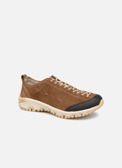 Chaussures de sport Kimberfeel Chogori Marron vue détail/paire