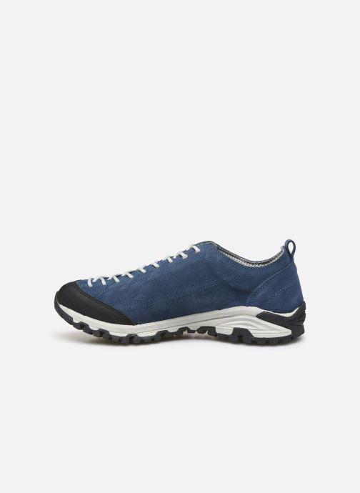 Chaussures de sport Kimberfeel Chogori Bleu vue face