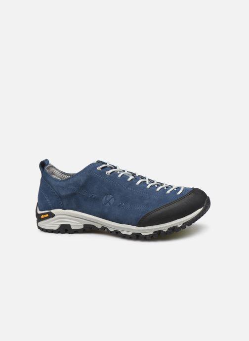Chaussures de sport Kimberfeel Chogori Bleu vue derrière