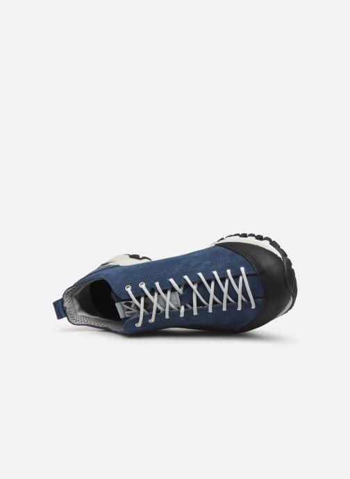 Chaussures de sport Kimberfeel Chogori Bleu vue gauche