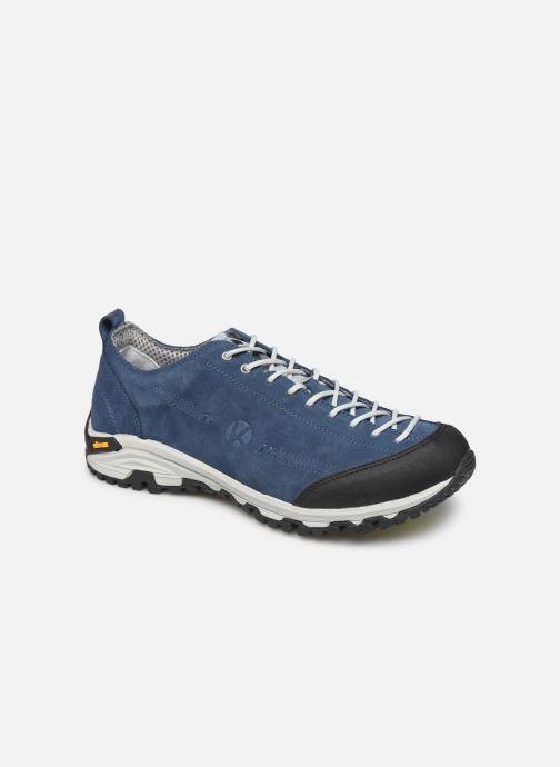 Chaussures de sport Kimberfeel Chogori Bleu vue détail/paire