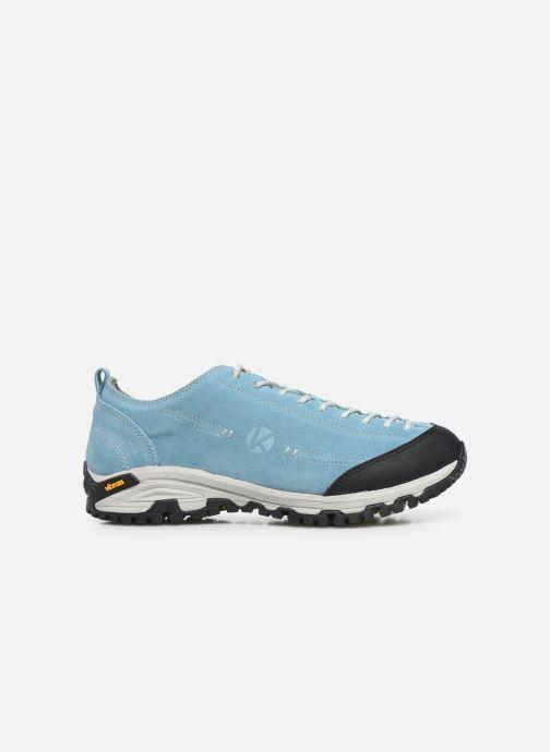 Zapatillas de deporte Kimberfeel Chogori Azul vistra trasera