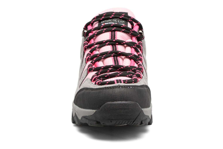 Scarpe sportive Kimberfeel HARRISON Grigio modello indossato