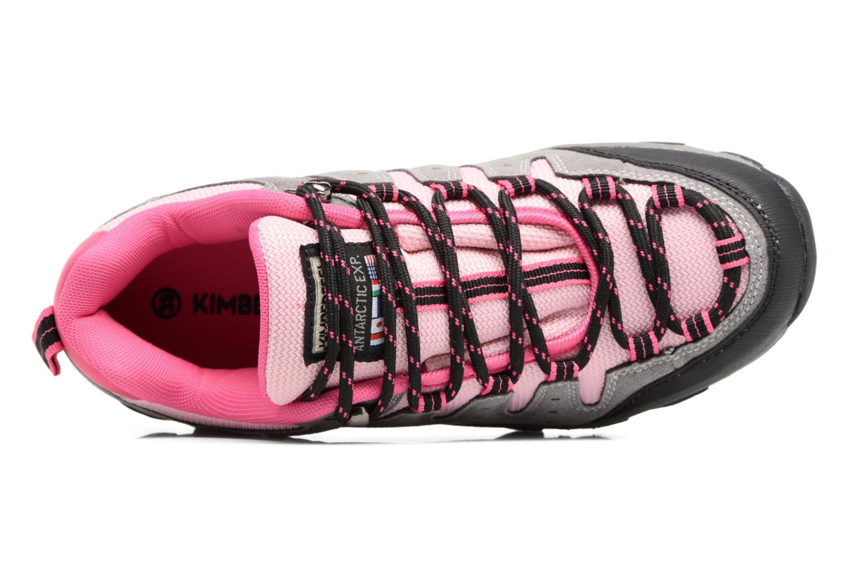 Chaussures de sport Kimberfeel HARRISON Gris vue gauche
