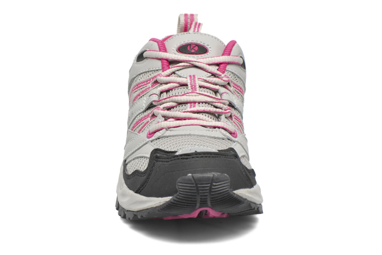 Chaussures de sport Kimberfeel RIDGE Gris vue portées chaussures