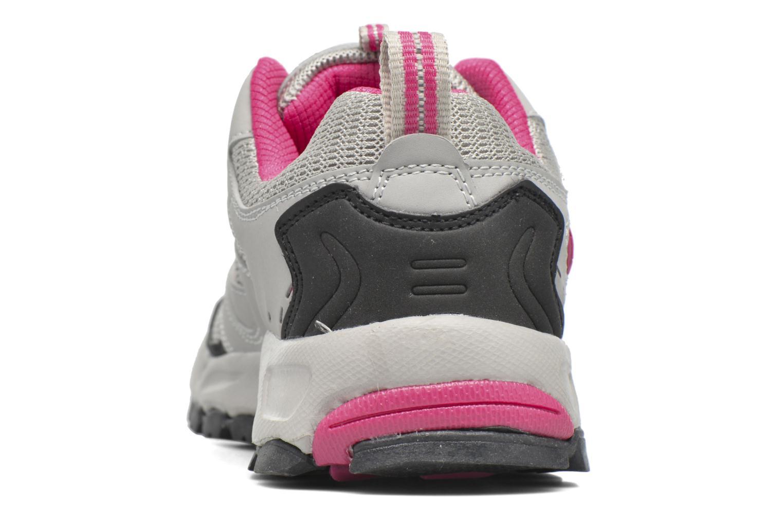 Chaussures de sport Kimberfeel RIDGE Gris vue droite