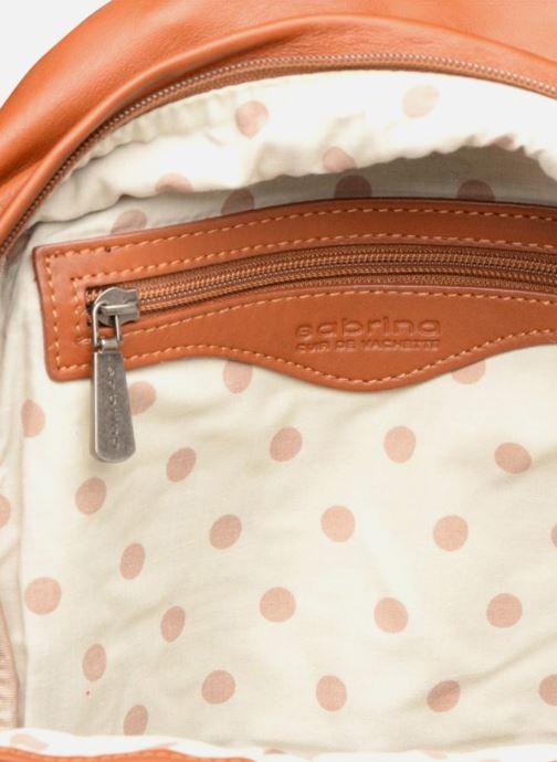 Handtaschen Sabrina Auriane braun ansicht von hinten