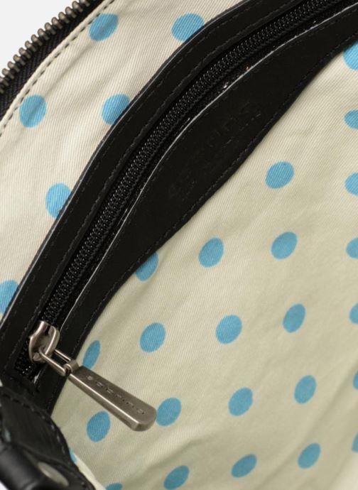 Handtaschen Sabrina Clémentine schwarz ansicht von hinten