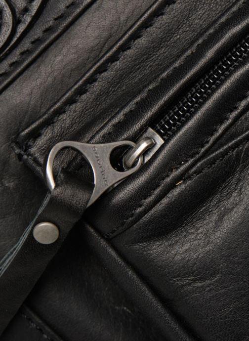 Handtaschen Sabrina Clémentine schwarz ansicht von links