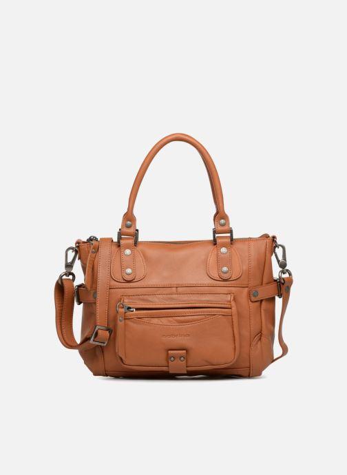 Handtaschen Sabrina Clémentine braun detaillierte ansicht/modell