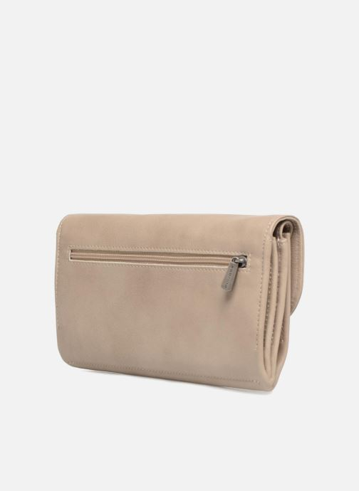 Wallets & cases Sabrina Lily Beige view from the right