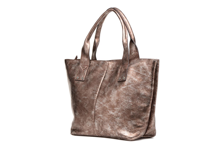Handtaschen Sabrina Marianne braun schuhe getragen