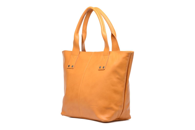 Handbags Sabrina Marianne Yellow model view