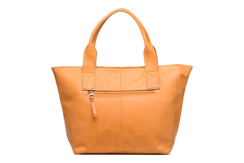 Handtaschen Sabrina Marianne gelb ansicht von vorne