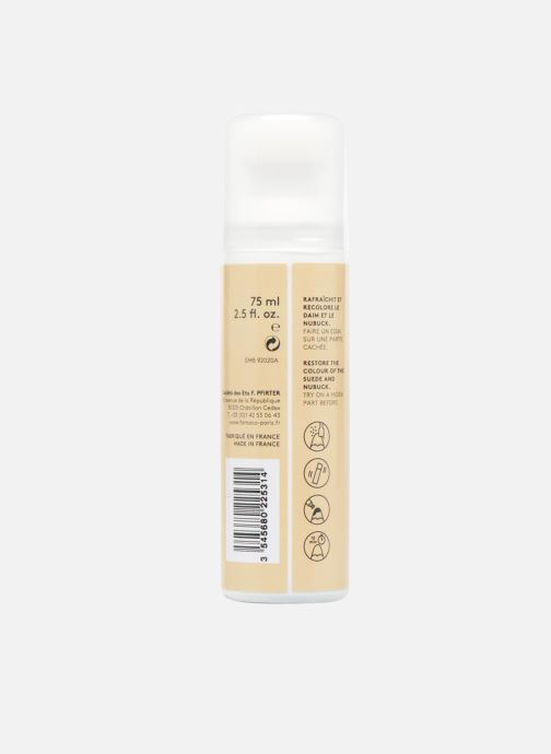 Productos de limpieza Famaco Velly daim Marrón vista del modelo