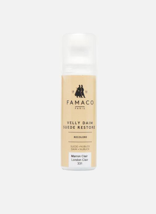 Productos de limpieza Famaco Velly daim Marrón vista de detalle / par