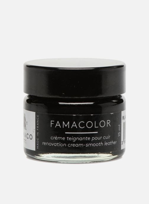 Care products Famaco Teinture solide famacolor 15ml Black model view