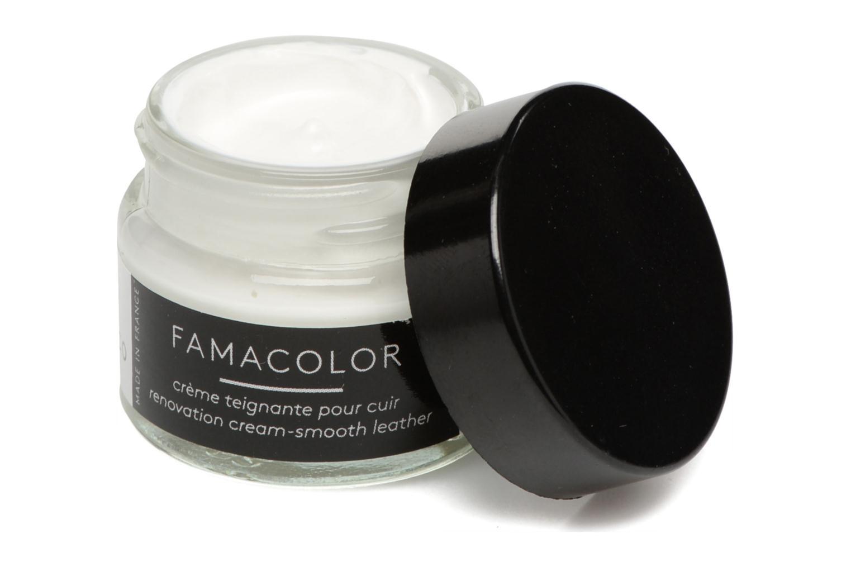 Plejeprodukter Famaco Teinture solide famacolor 15ml Hvid detaljeret billede af skoene