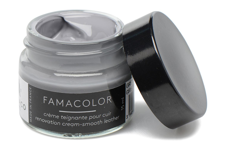 Produits d'entretien Famaco Teinture solide famacolor 15ml Gris vue détail/paire