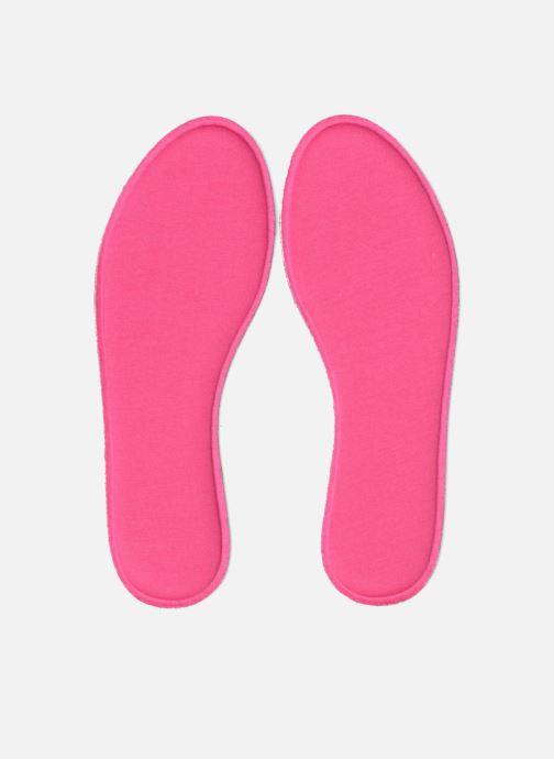 Einlegesohlen Sarenza care Semelle mémoire de forme rosa schuhe getragen