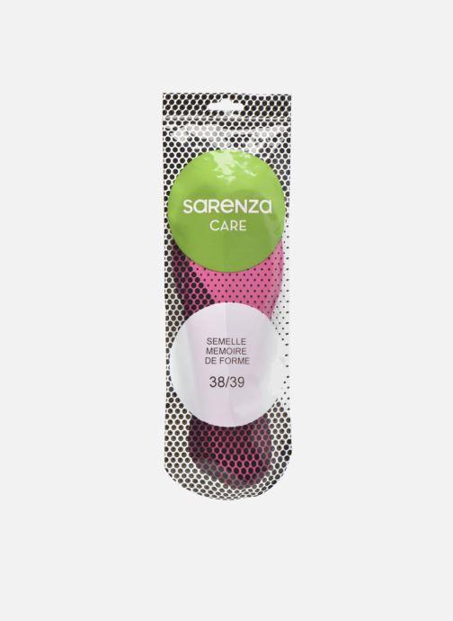 Einlegesohlen Sarenza care Semelle confort mémoire de forme rosa detaillierte ansicht/modell
