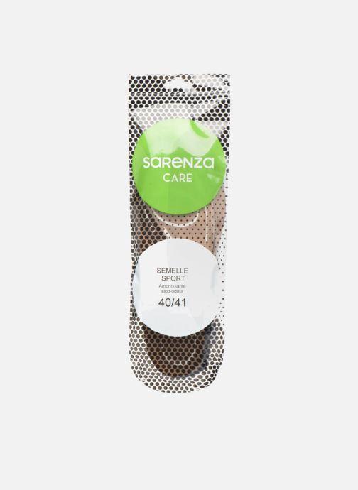 Semelles Sarenza care Semelle Sport Blanc vue détail/paire