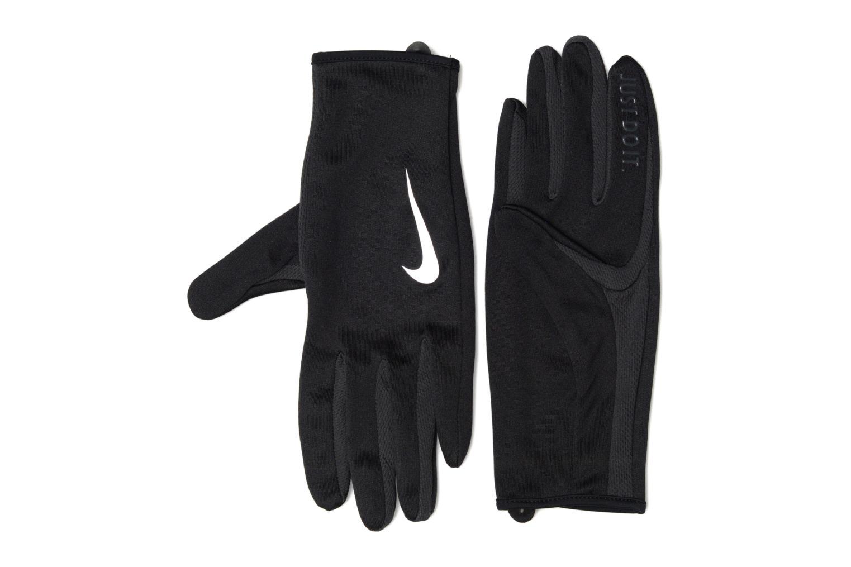 Gloves Nike MEN'S RALLY RUN GLOVES 2.0 Black detailed view/ Pair view