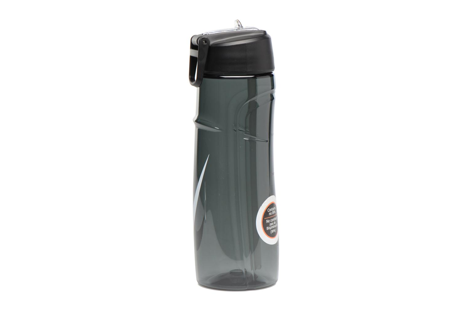 Miscellaneous Nike T1 FLOW SWOOSH WATER BOTTLE 24oz Black model view