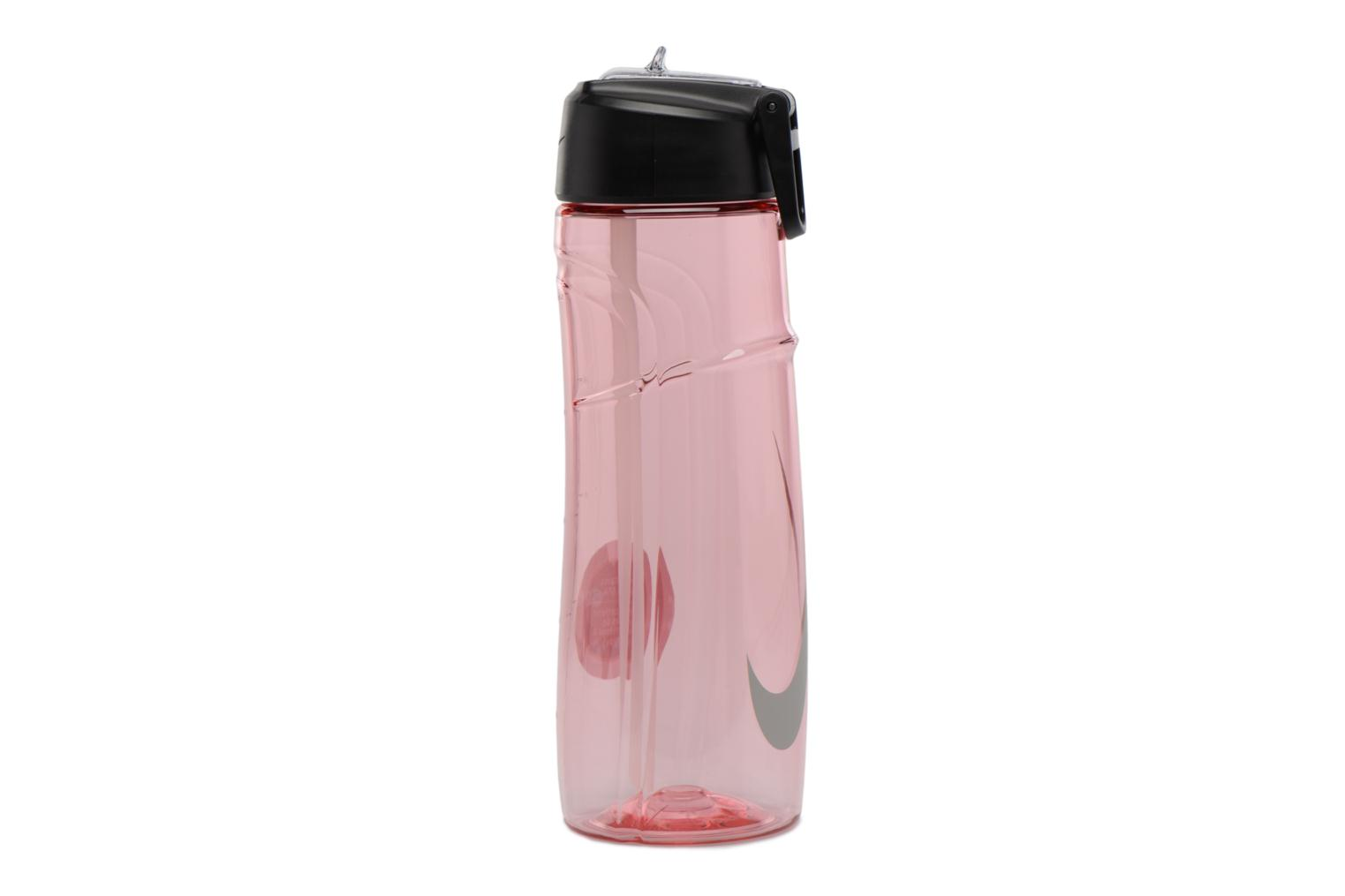 Miscellaneous Nike T1 FLOW SWOOSH WATER BOTTLE 24oz Pink view from the right
