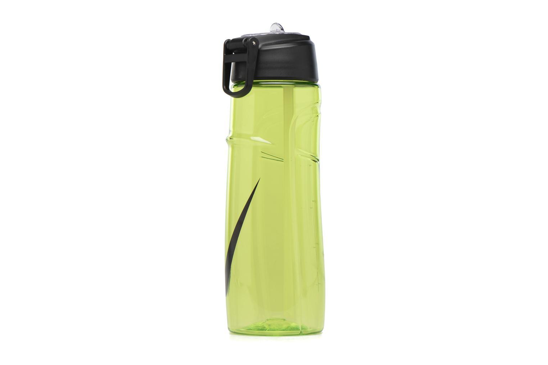 Diversos Nike T1 FLOW SWOOSH WATER BOTTLE 24oz Verde vista del modelo