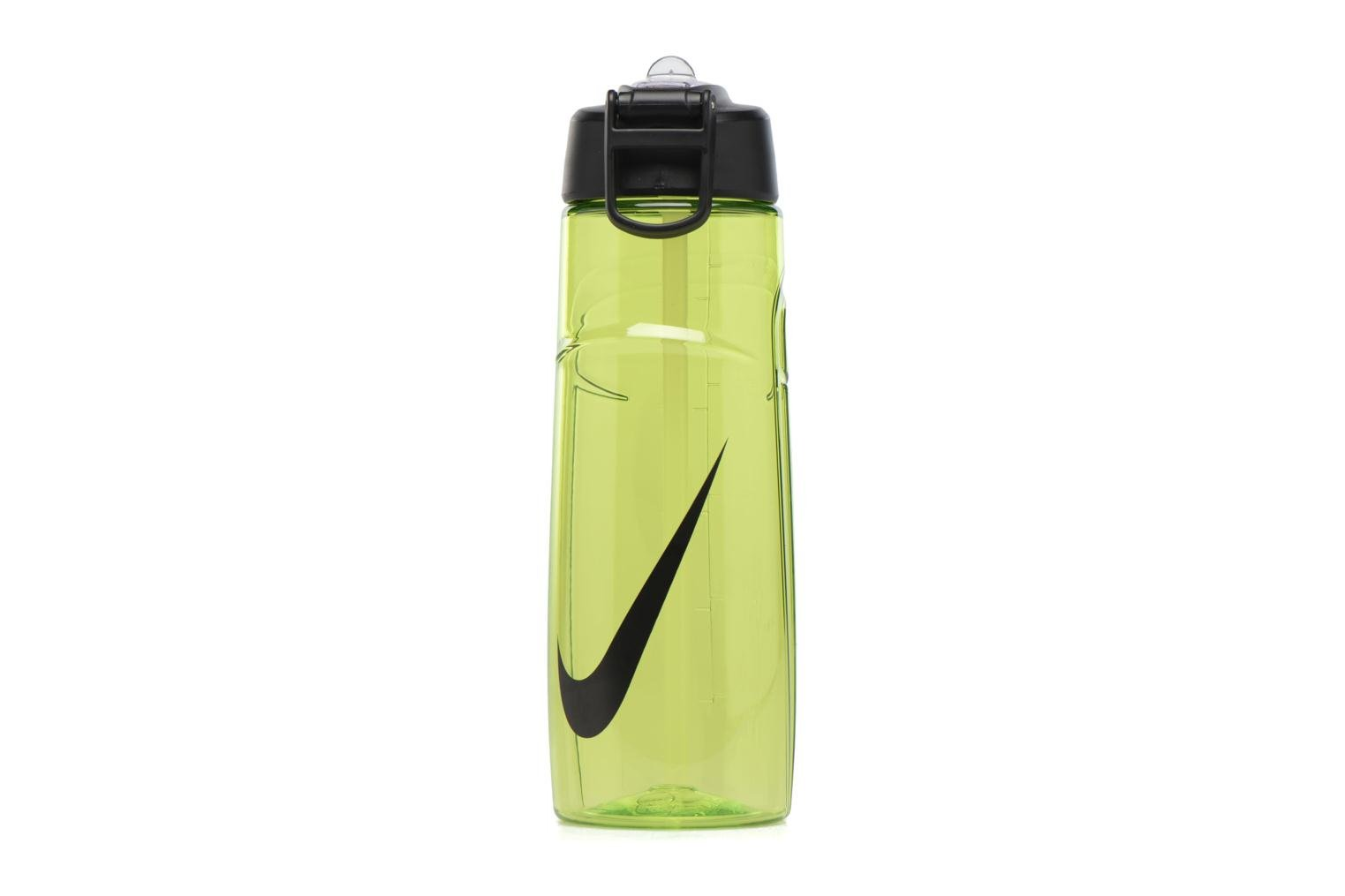 Divers Nike T1 FLOW SWOOSH WATER BOTTLE 24oz Groen detail