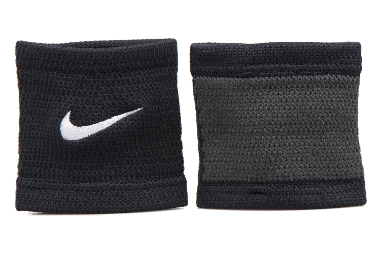 Gants Nike DRI-FIT STEALTH WRISTBANDS Noir vue détail/paire