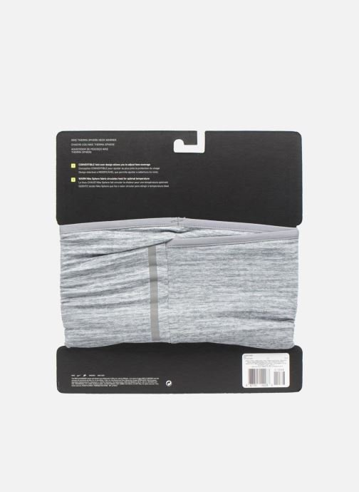 Scarf Nike NIKE RUN THERMA SPHERE NECK WARMER Grey model view