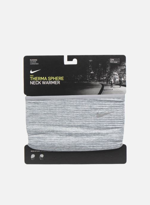 Scarf Nike NIKE RUN THERMA SPHERE NECK WARMER Grey detailed view/ Pair view