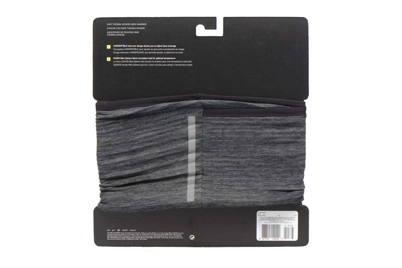 Sciarpa y foulard Nike NIKE RUN THERMA SPHERE NECK WARMER Grigio modello indossato