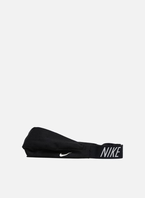 Vêtements Nike NIKE LOGO TWIST HEADBAND Noir vue détail/paire