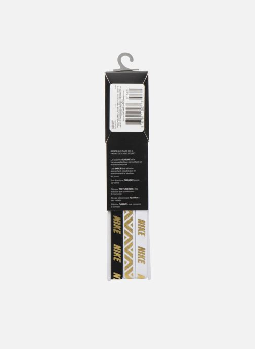 Miscellaneous Nike METALLIC HAIRBANDS 3 PACK Multicolor model view