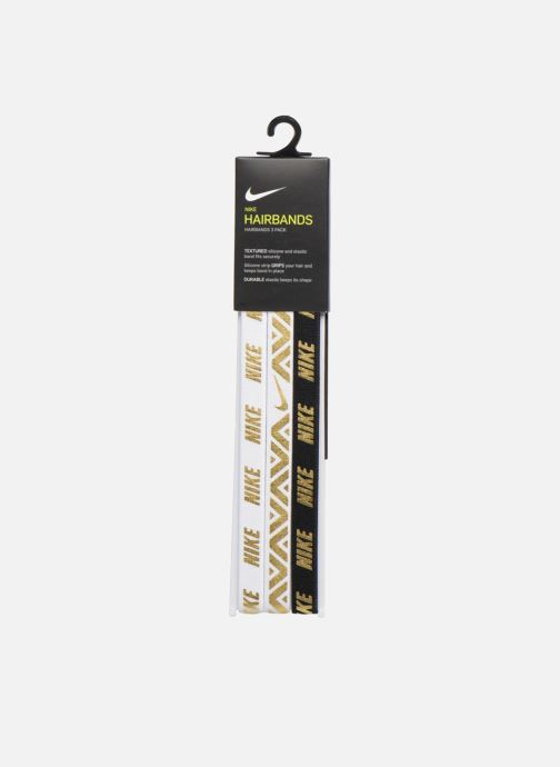 Miscellaneous Nike METALLIC HAIRBANDS 3 PACK Multicolor detailed view/ Pair view