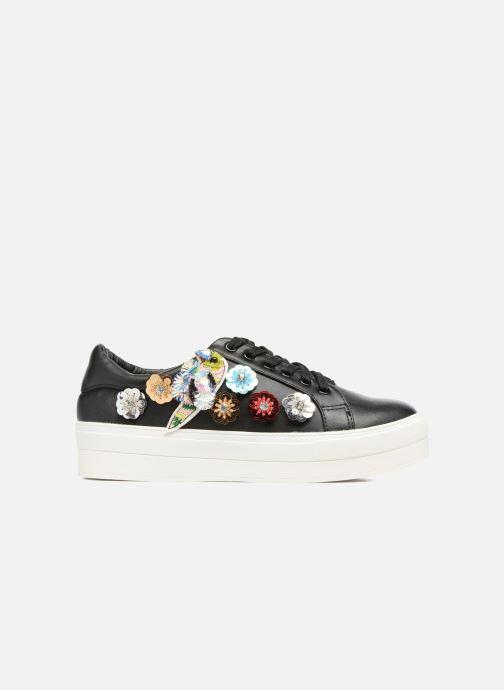 Baskets Molly Bracken Flower Sneakers Noir vue derrière