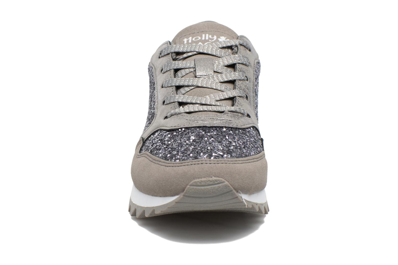 Baskets Molly Bracken Sneakers Star Ladies Argent vue portées chaussures