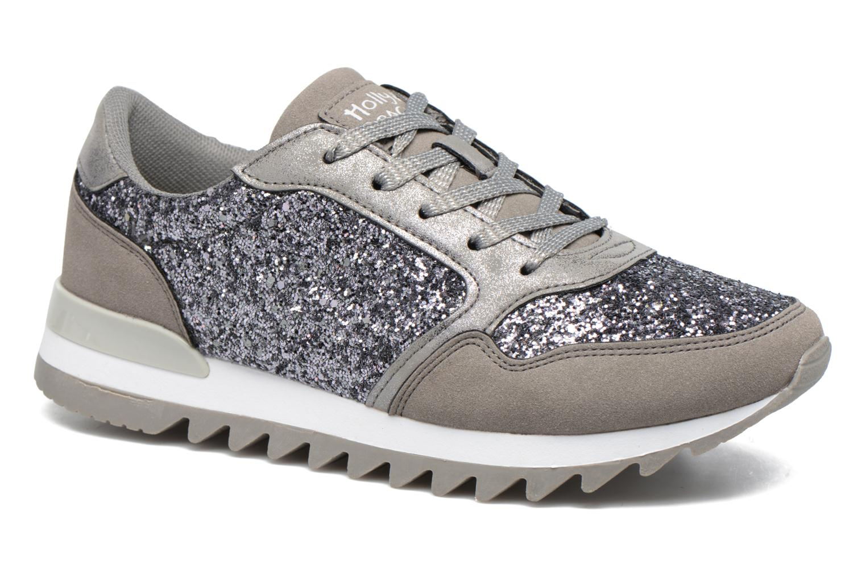 Deportivas Molly Bracken Sneakers Star Ladies Plateado vista de detalle / par