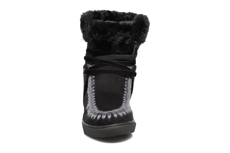 Boots en enkellaarsjes Chattawak Virginie Zwart model