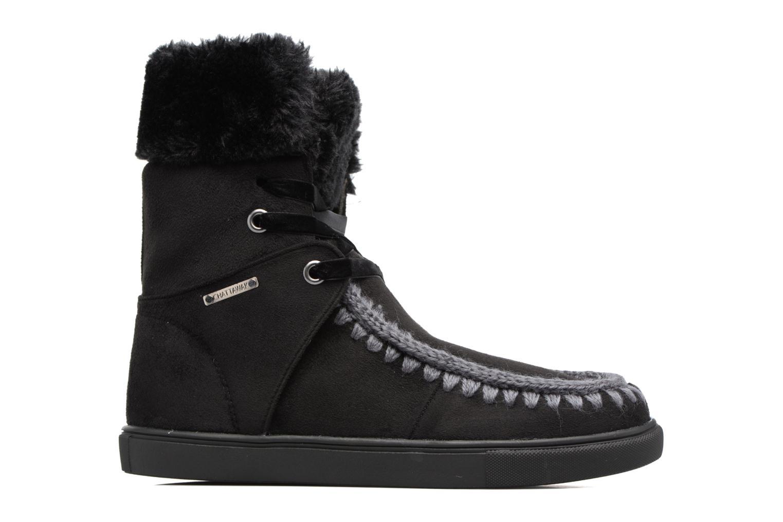 Boots en enkellaarsjes Chattawak Virginie Zwart achterkant