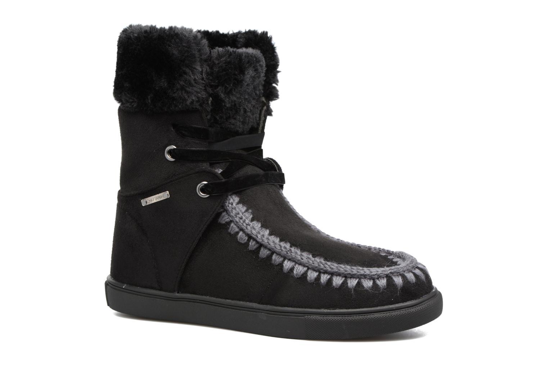 Boots en enkellaarsjes Chattawak Virginie Zwart detail
