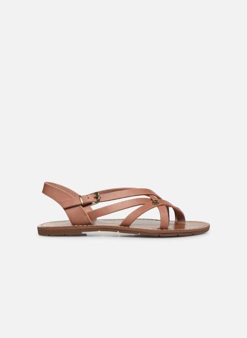 Sandales et nu-pieds Chattawak Margot Rose vue derrière