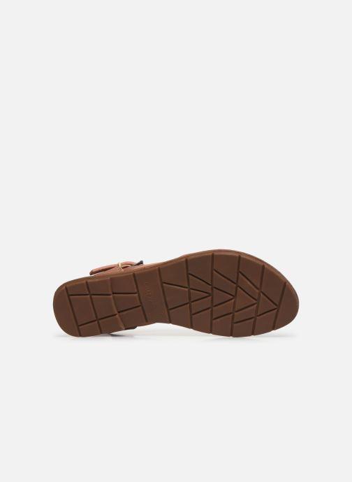 Sandales et nu-pieds Chattawak Margot Rose vue haut