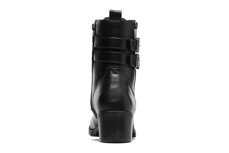 Bottines et boots Chattawak Marion Noir vue droite