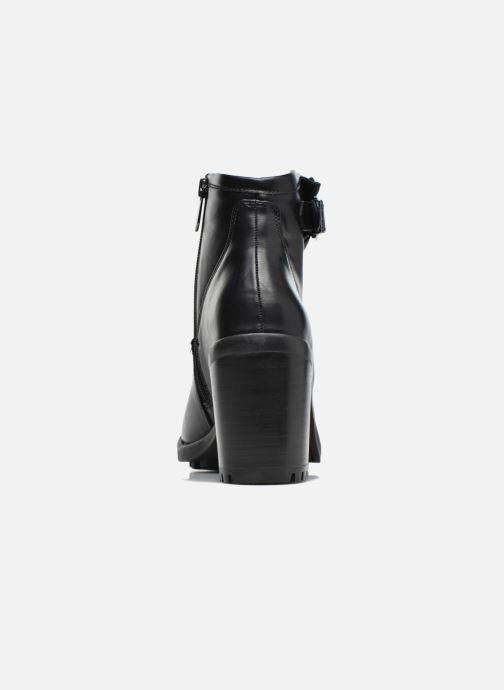 Bottines et boots Chattawak Melissa Noir vue droite