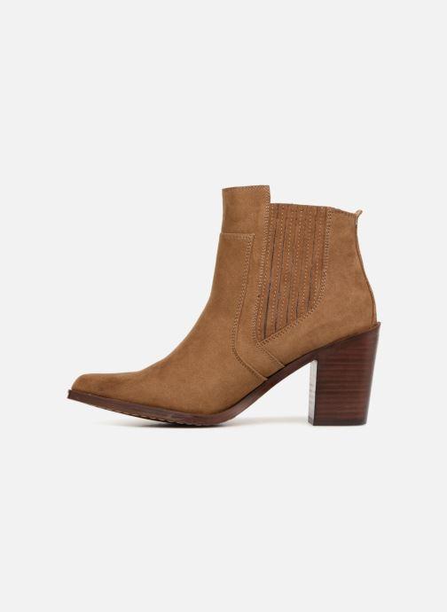 Stiefeletten & Boots Chattawak Laurence braun ansicht von vorne