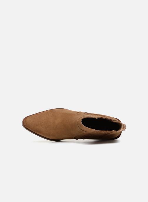 Stiefeletten & Boots Chattawak Laurence braun ansicht von links